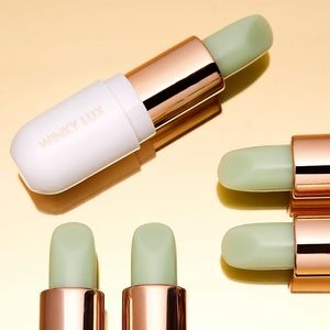 WINKY LUX NEW clear matcha lip balm